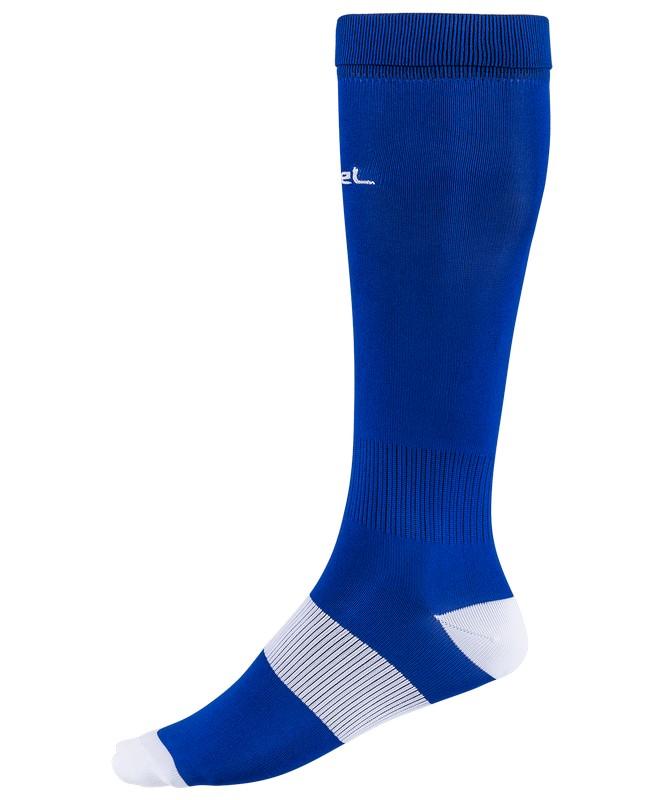 Гетры футбольные J?gel JA-001, синий/белый