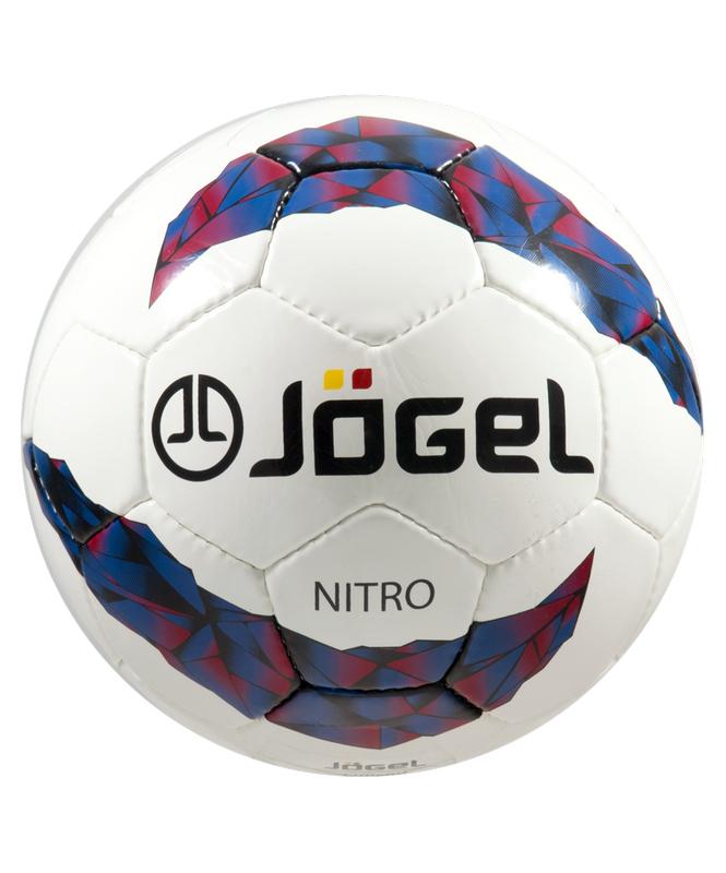 Мяч футбольный J?gel JS-700 Nitro №4 мяч футбольный j gel js 1000 grand 5