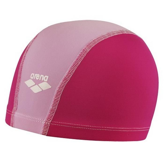 Шапочка для плавания Arena Unix Jr, 9127925 розовый фото