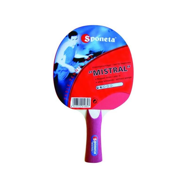 Ракетка для настольного тенниса Sponeta Mistral 2 ракетка для настольного тенниса start line level 200 60 311