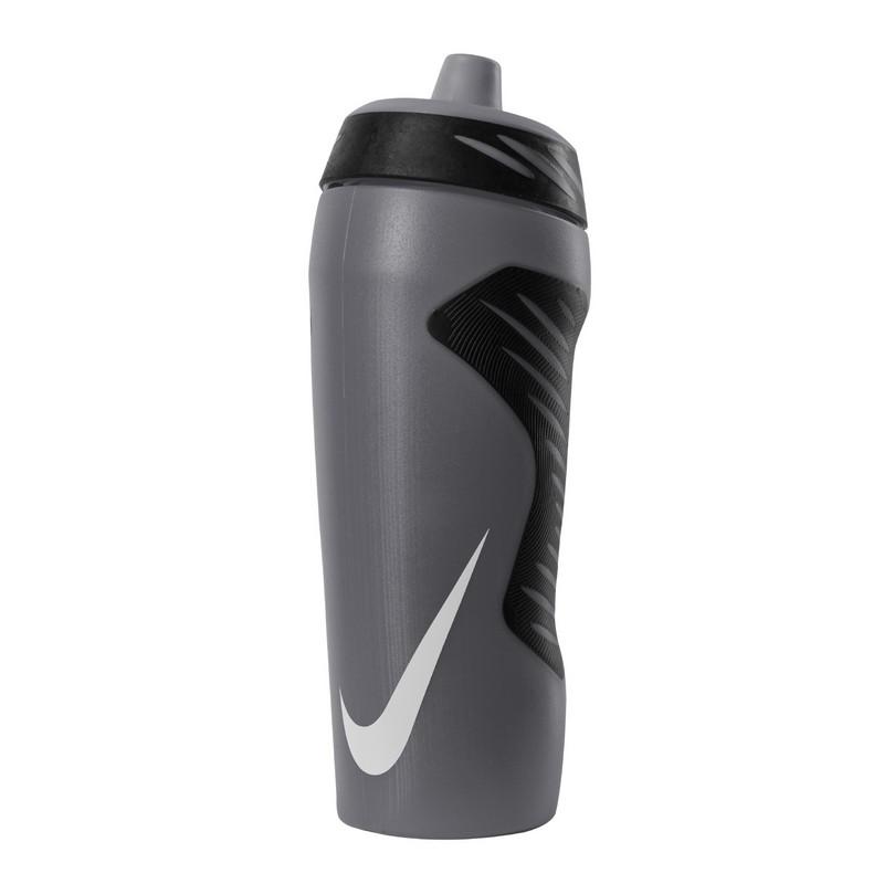 Купить Бутылка для воды Nike Hyperfuel Water Bottle 18 OZ, N.000.3177.018.18 серый, черный, белый,