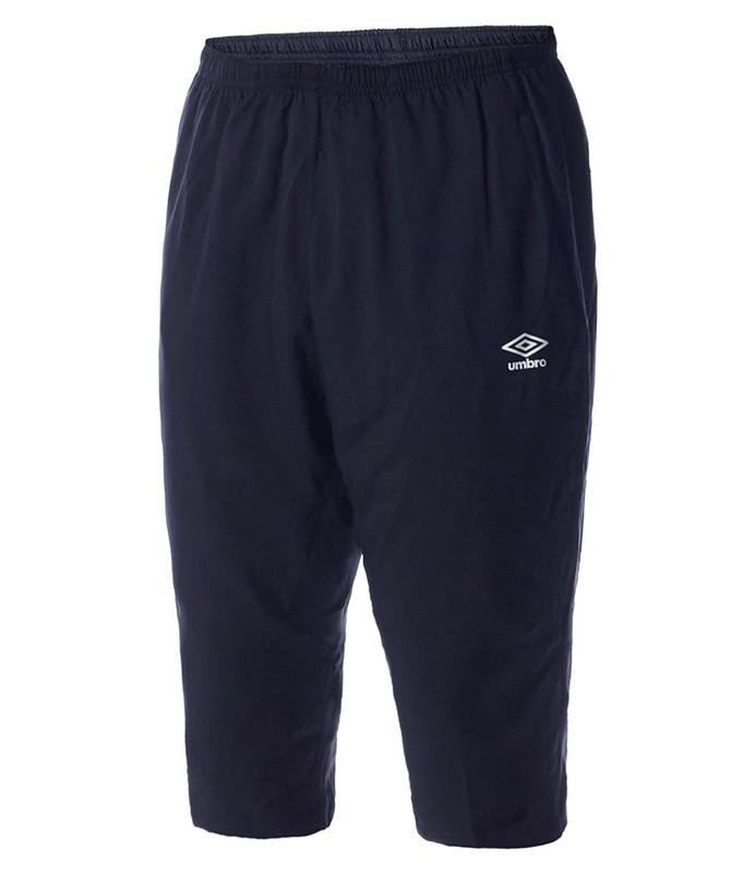 Бриджи спортивные Umbro Pro Training 3/4 Pant мужские 62925U (AGH) т.синие цена