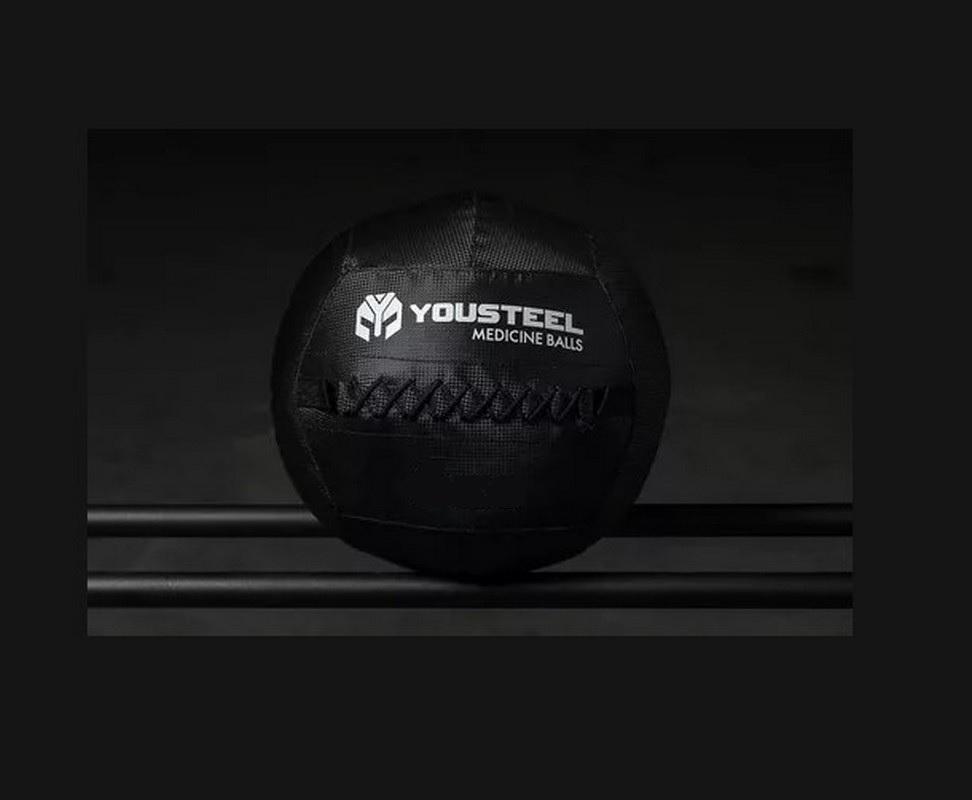 Медбол YouSteel R3 кг, черный