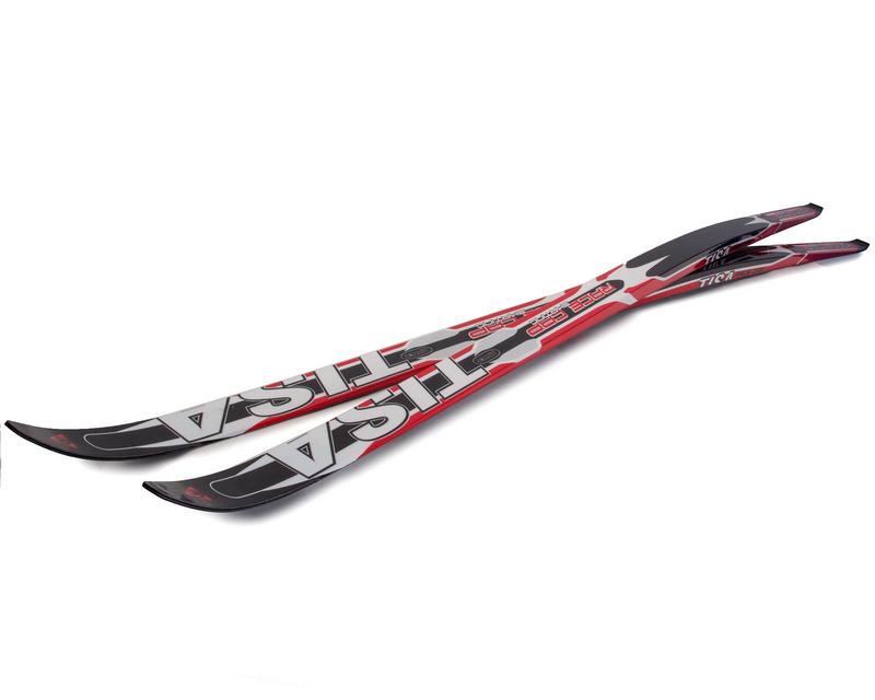 Беговые лыжи Tisa Race cap universal Jr. N90212