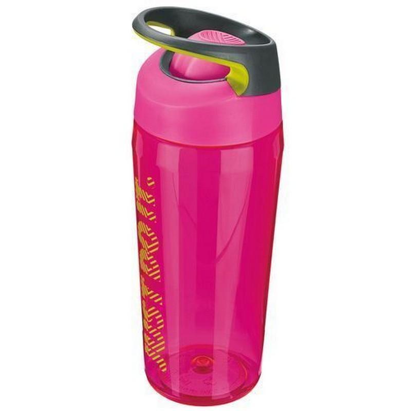 Купить Бутылка для воды Nike TR Hypercharge Rocker Bottle 32oz vivid pink/volt/volt,