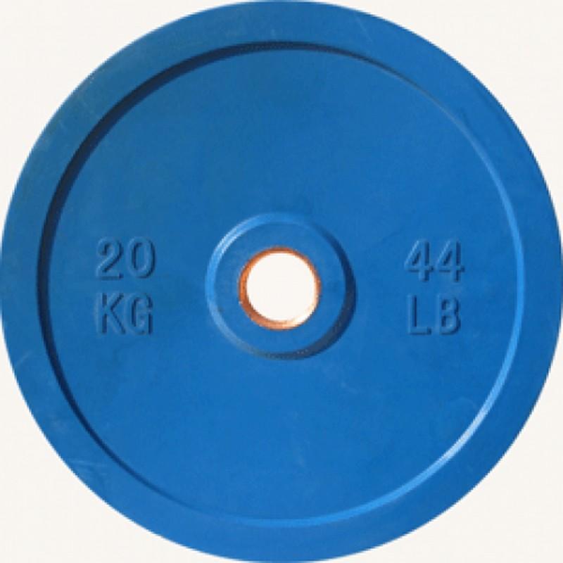 Купить Диск Johns d51мм, 20кг DR71025 - 20С синий,