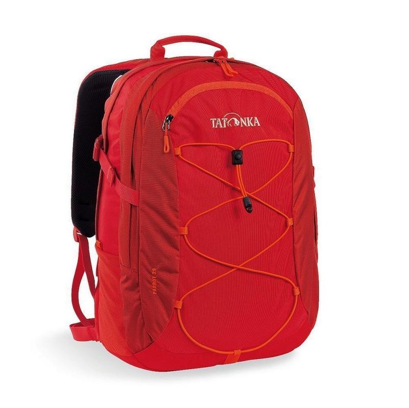 Рюкзак Tatonka Parrot 29л, красный, 1620.015