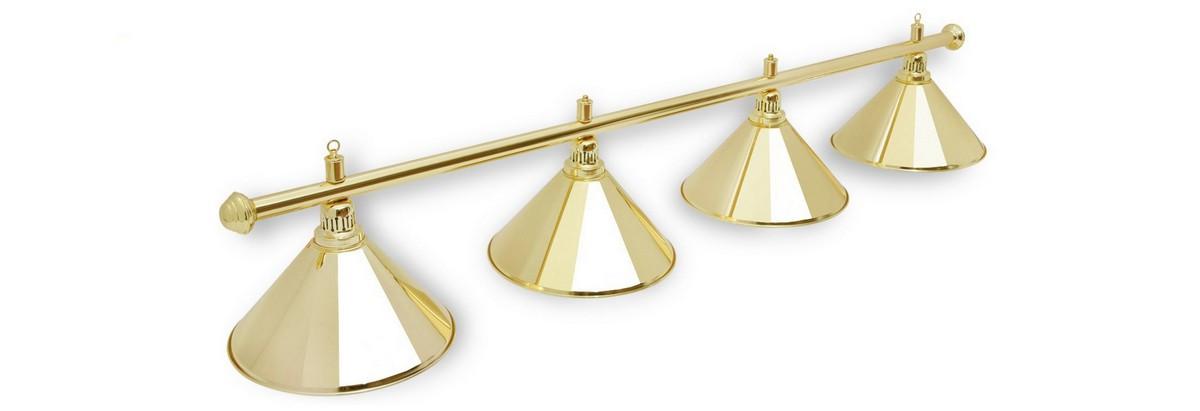 Купить Светильник Fortuna Prestige Golden 4 плафона 06502,