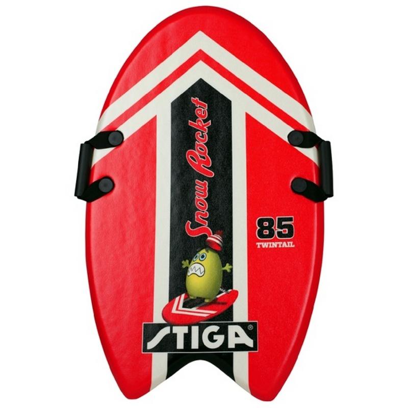 Снеголет Stiga Snowroket 85 красный 75-5500-35