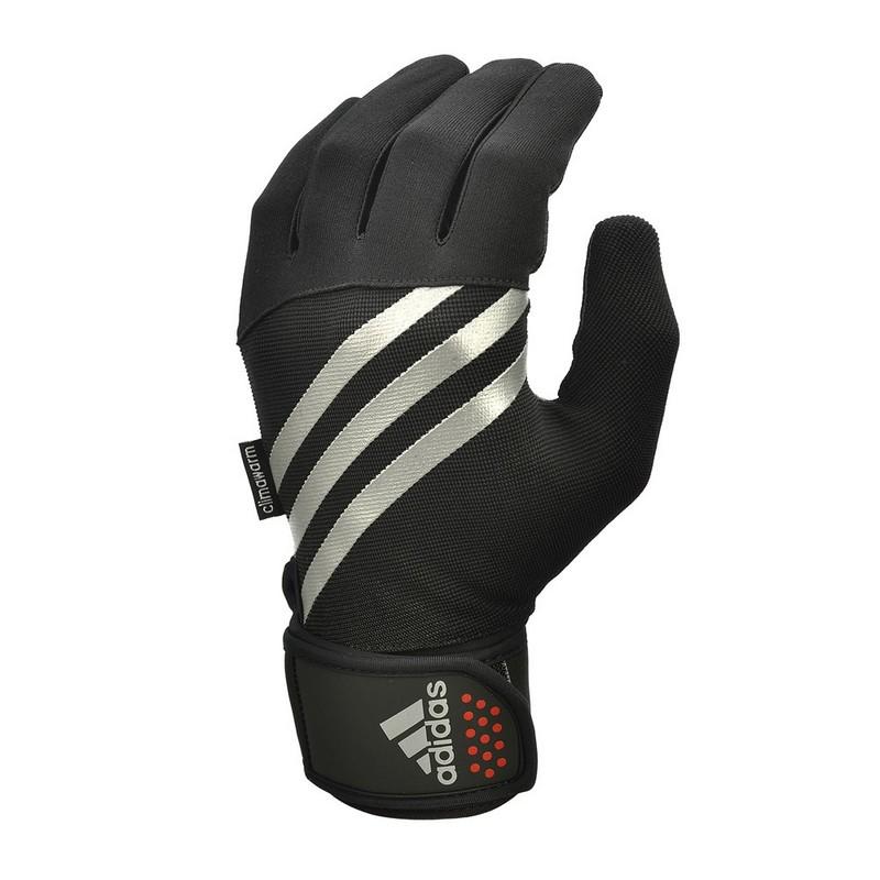 Тренировочные перчатки Adidas утепленные ADGB-12442RD