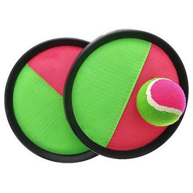 Купить Набор для игры в мяч (2 тарелки-ловушки и мяч) F04615, NoBrand
