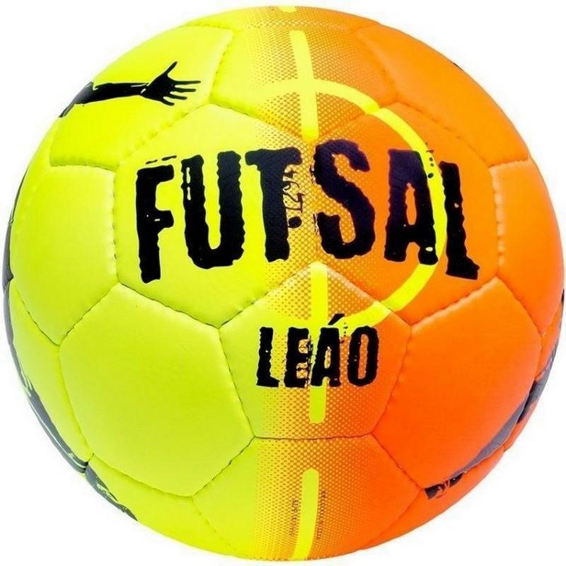 Мяч футзальный Select Futsal Leao 855615-556 жел/оранж. цена