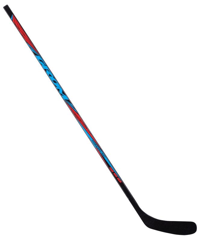 Клюшка хоккейная GROM Woodoo300 composite, SR, правая все цены
