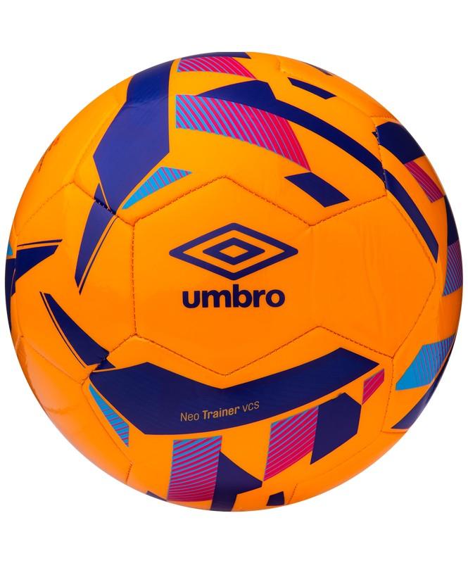 Мяч футбольный Umbro Neo Trainer 20952U-GLD р.4