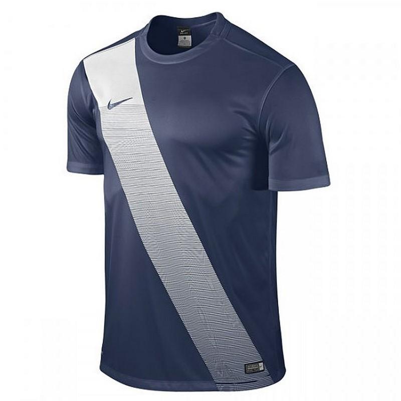 Майка игровая Nike Sash Jsy 645920-410 Jr игровая форма nike футболка nike ss boys sash jsy 645920 463