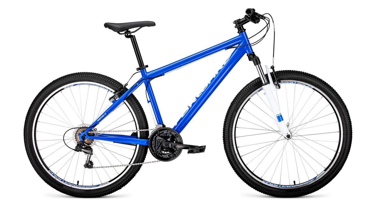 Купить Велосипед 27,5 Forward Sporting 1.0 Синий 18-19 г,