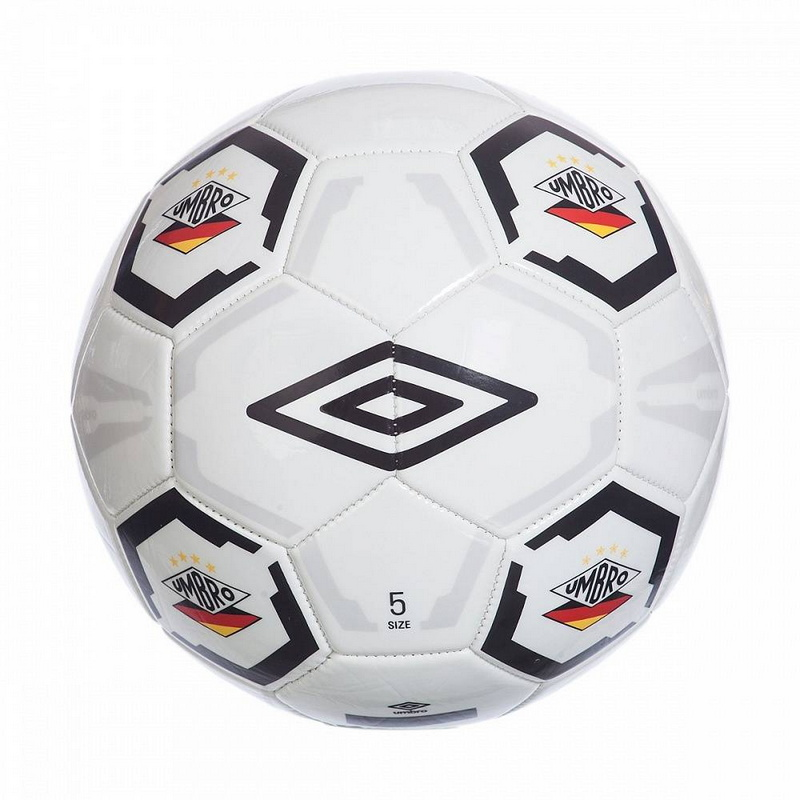 Мяч футбольный Umbro Germany 2018 Flag Supporter Ball р.5.