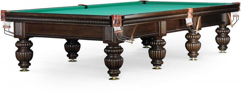 Купить Бильярдный стол пирамида Weekend Tower 12 ф 55.994.12.5 черный орех, Billiard Company