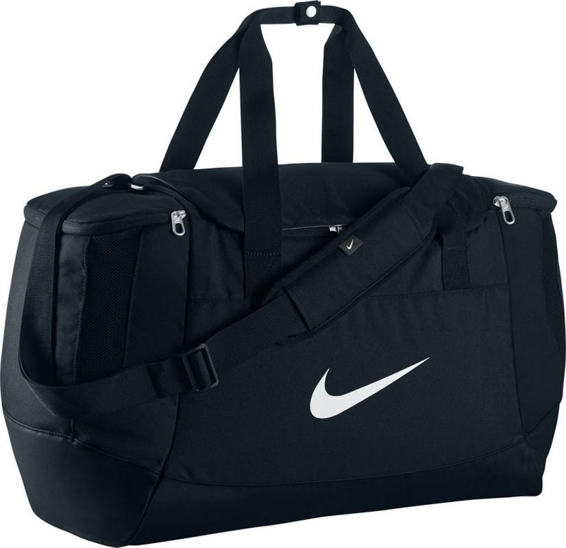 Спортивная сумка Nike Club Team Swoosh Duffel Medium BA5193-010 nike бейсболка nike team club cap 646398 010