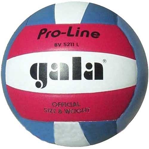 Мяч волейбольный матчевый Gala Pro-Line Colour BV5211L р.5 волейбольный мяч pro line gala bv5121s