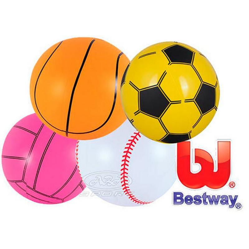 Купить Мяч пляжный Bestway D41 см 31004,