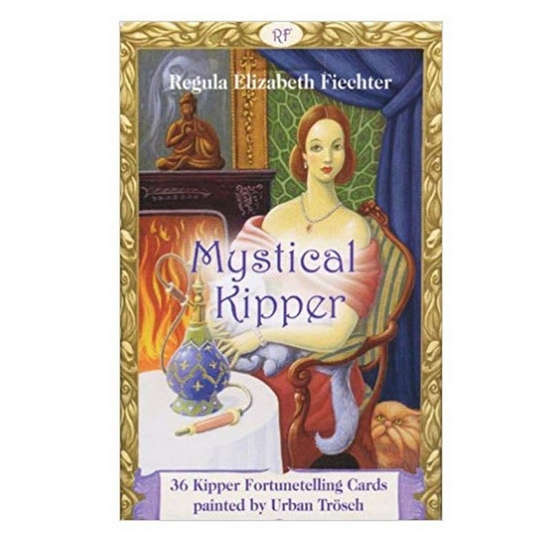 Карты Таро Mystical Kipper 1067012940 NoBrand