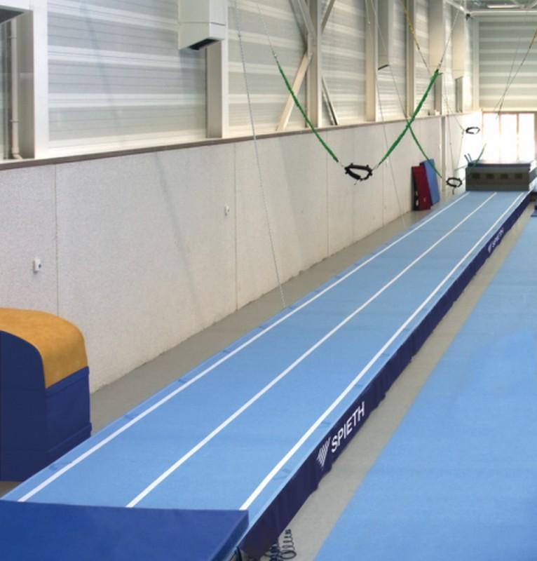 Дорожка акробатическая SPIETH Gymnastics SPIETHway III соревновательная, длина 25,4 м 1790210,  - купить со скидкой