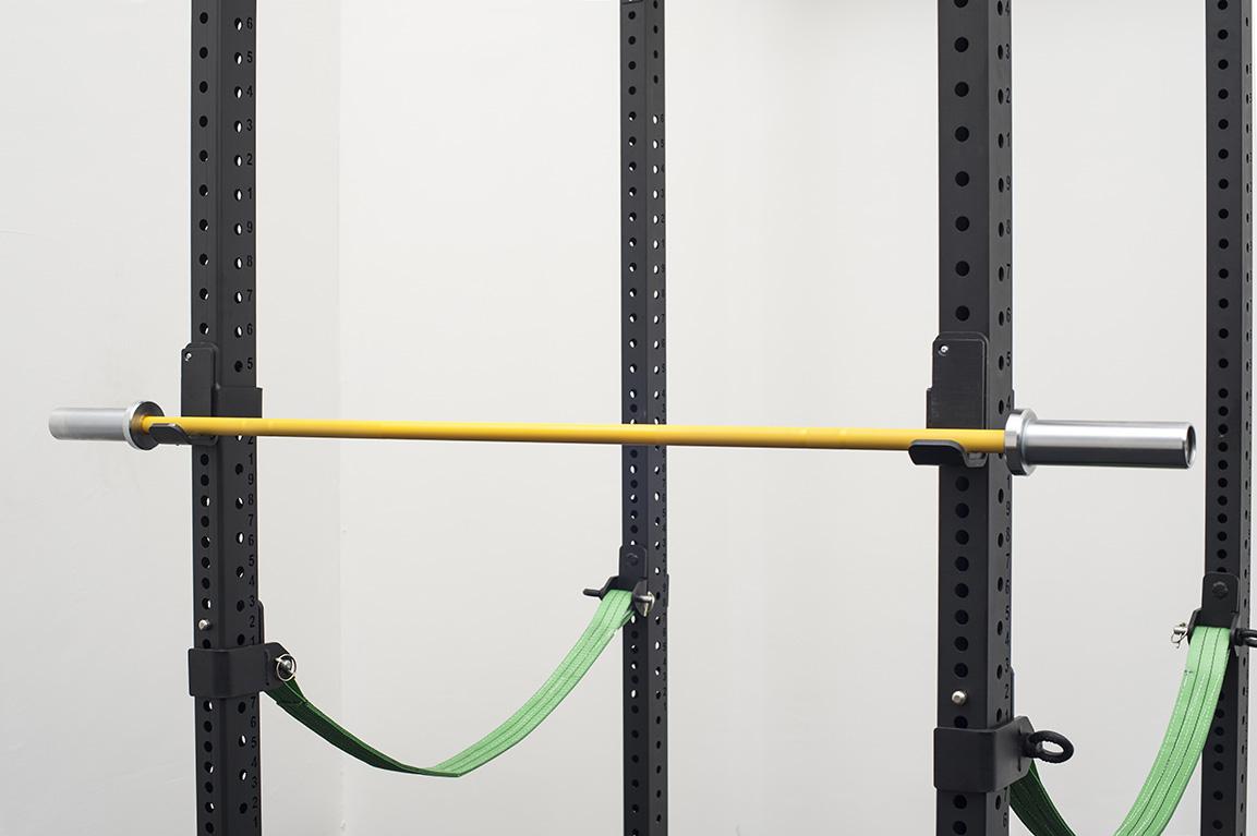 Технический (детский) гриф для штанги Stecter L170см D50мм Training Bar CF-10