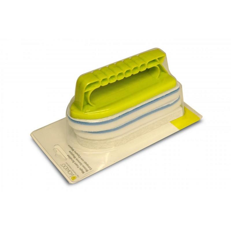Скребок ватерлинии 2 в 1 Kokido Design-O, 2 губки в комплекте (K081B) AQ12209 от Дом Спорта
