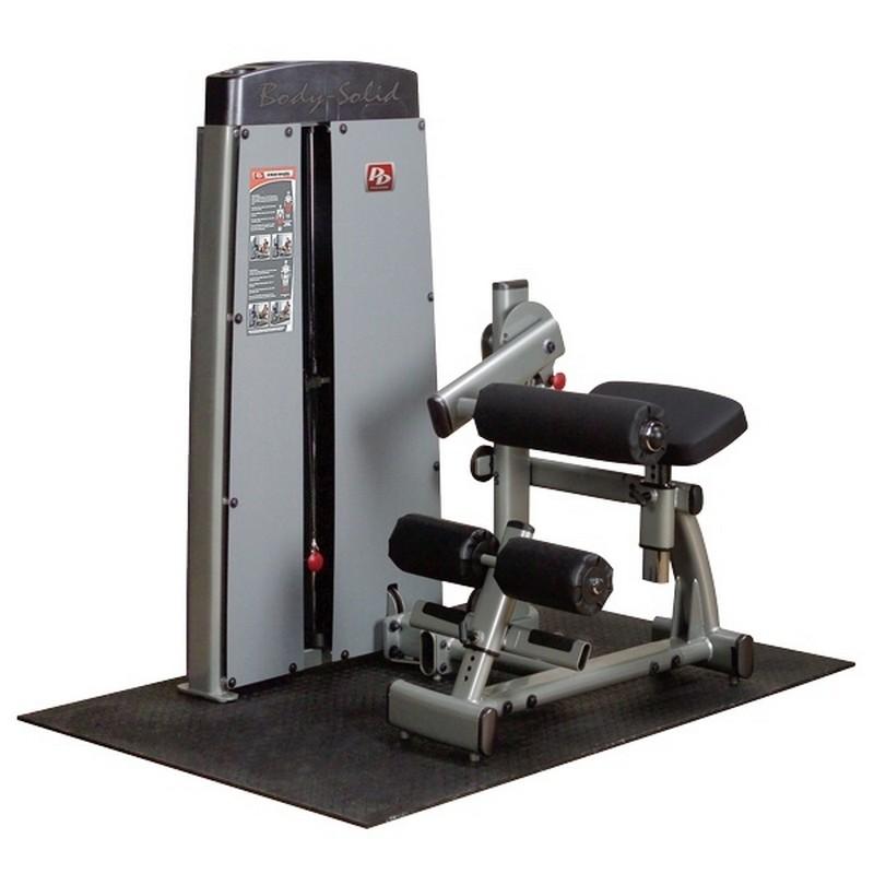 Тренажер для пресса-спины Body Solid ProDual DABB-SF цена