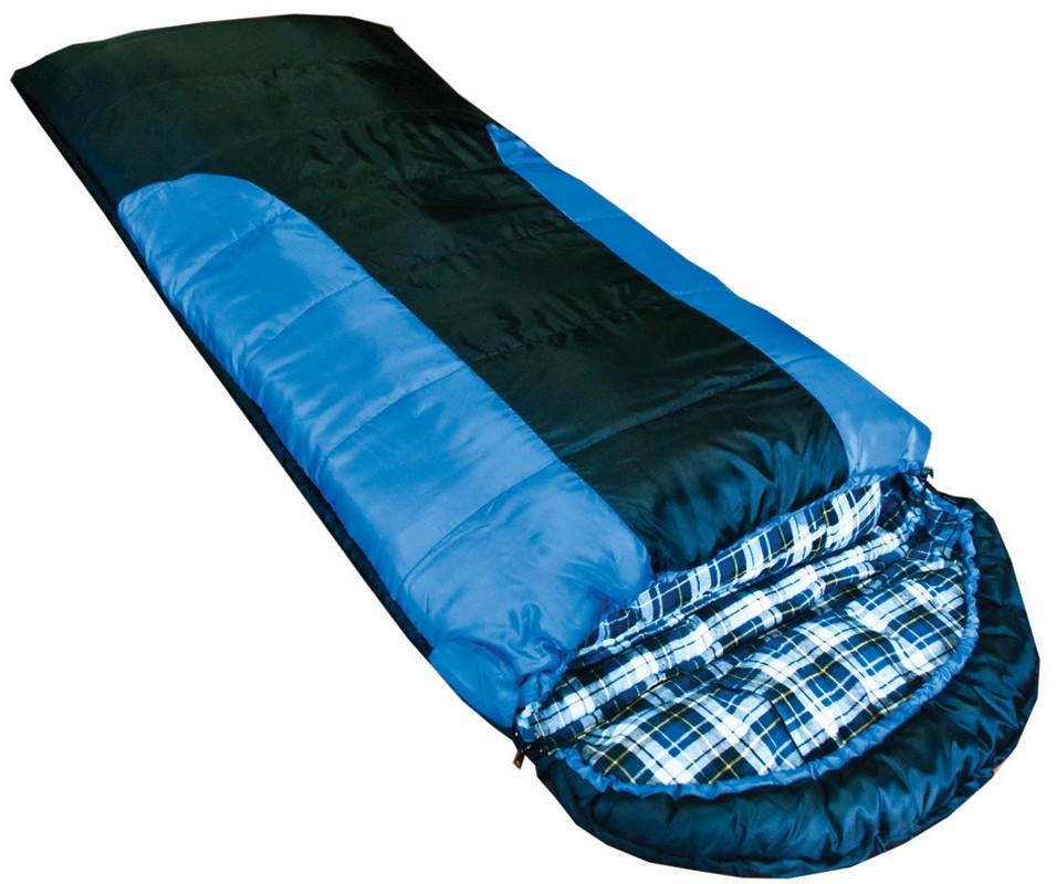 Спальный мешок Tramp Balaton индиго/черный L