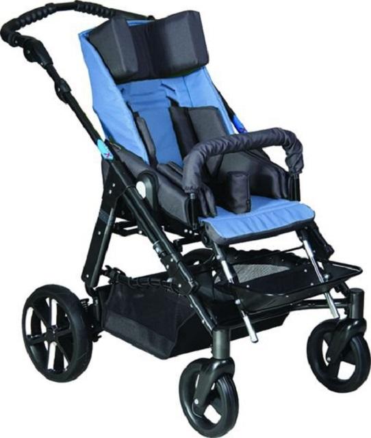 Кресло-коляска инвалидная Titan Deutschland Gmbh Dixie 4 Plus, (ширинасиденья-34см) LY-170-D4P