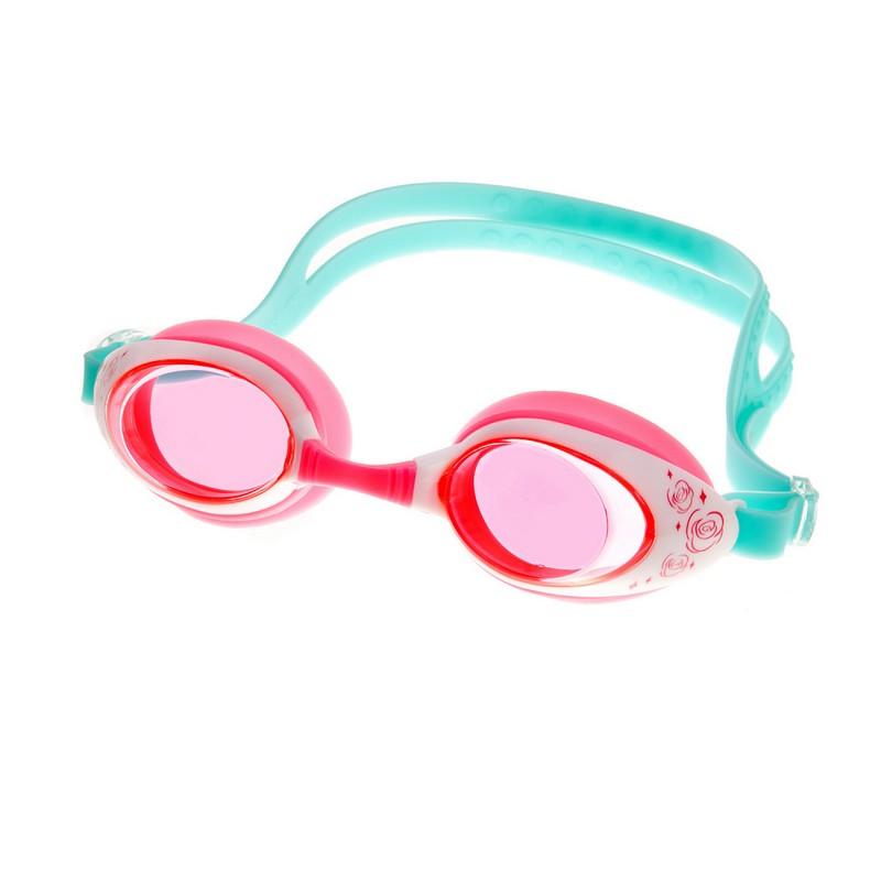 Очки для плавания Alpha Caprice AC-G30 D розовый очки для плавания alpha caprice ac g35 d зеленый