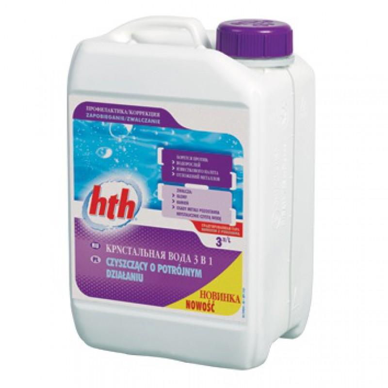 Купить Кристальная вода три в одном HtH 3л L800714H2,