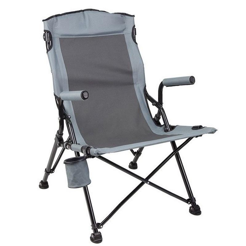 Кресло складное Trek Planet Mistral, grey