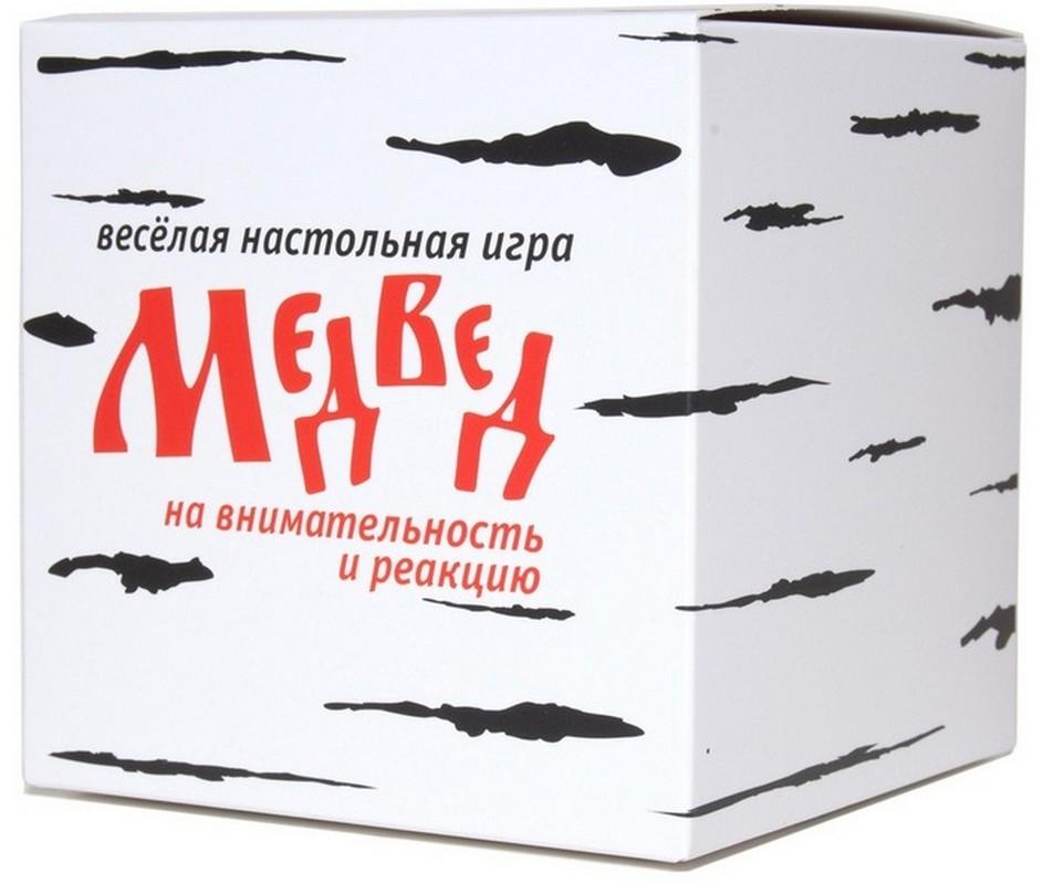 Купить Настольная игра Magellan mag00040, Медвед, Настольные игры