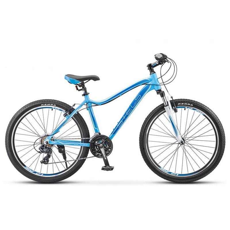 Купить Велосипед Stels Miss-6000 V V020 Голубой (LU086304),