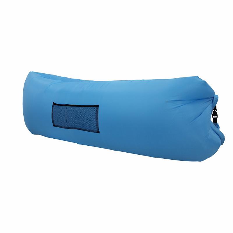 Надувной лежак Lamzac голубой