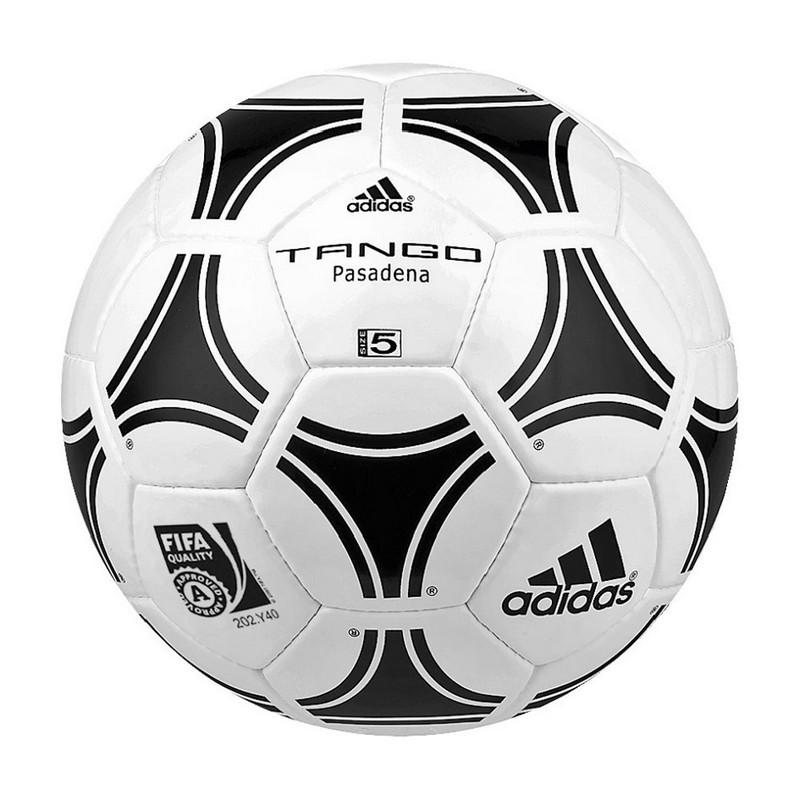 Мяч футбольный Adidas Tango Pasadena бело-черный цена