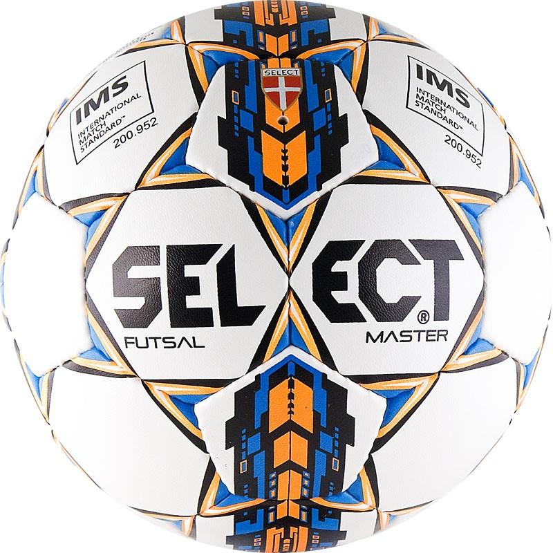 Мяч футбольный Select Futsal Master мяч футзальный select futsal talento 11 852616 049 р 3