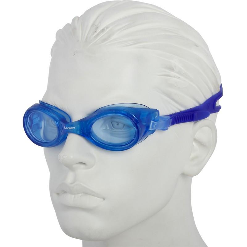 Очки плавательные Larsen S8 очки плавательные детские larsen ds7