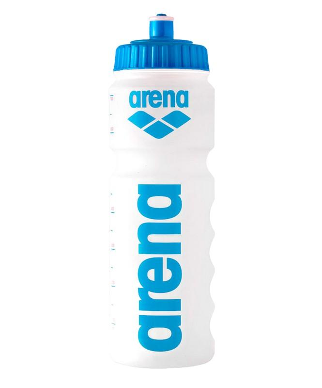 Картинка для Фляга питьевая Arena Water bottle Clear/Blue, 1E347E 11