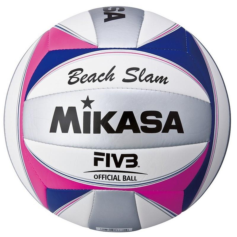 Мяч волейбольный Mikasa VXS12 №5 мяч для пляжного волейбола mikasa vxs zb b р 5