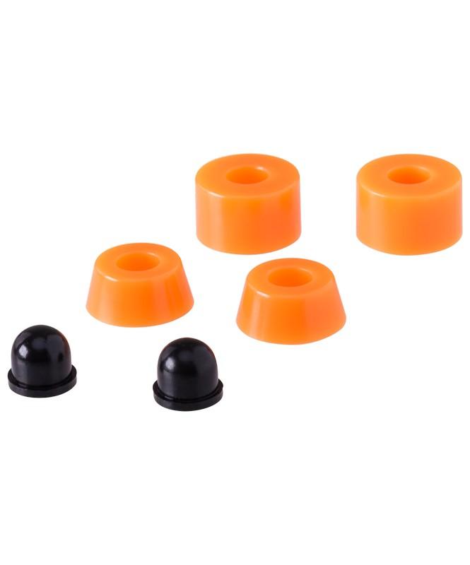 Комплект бушингов Ridex SB, 95А, оранжевый подвески для скейтборда для лонгборда 2шт penny trucks black 3 125 14 9 см
