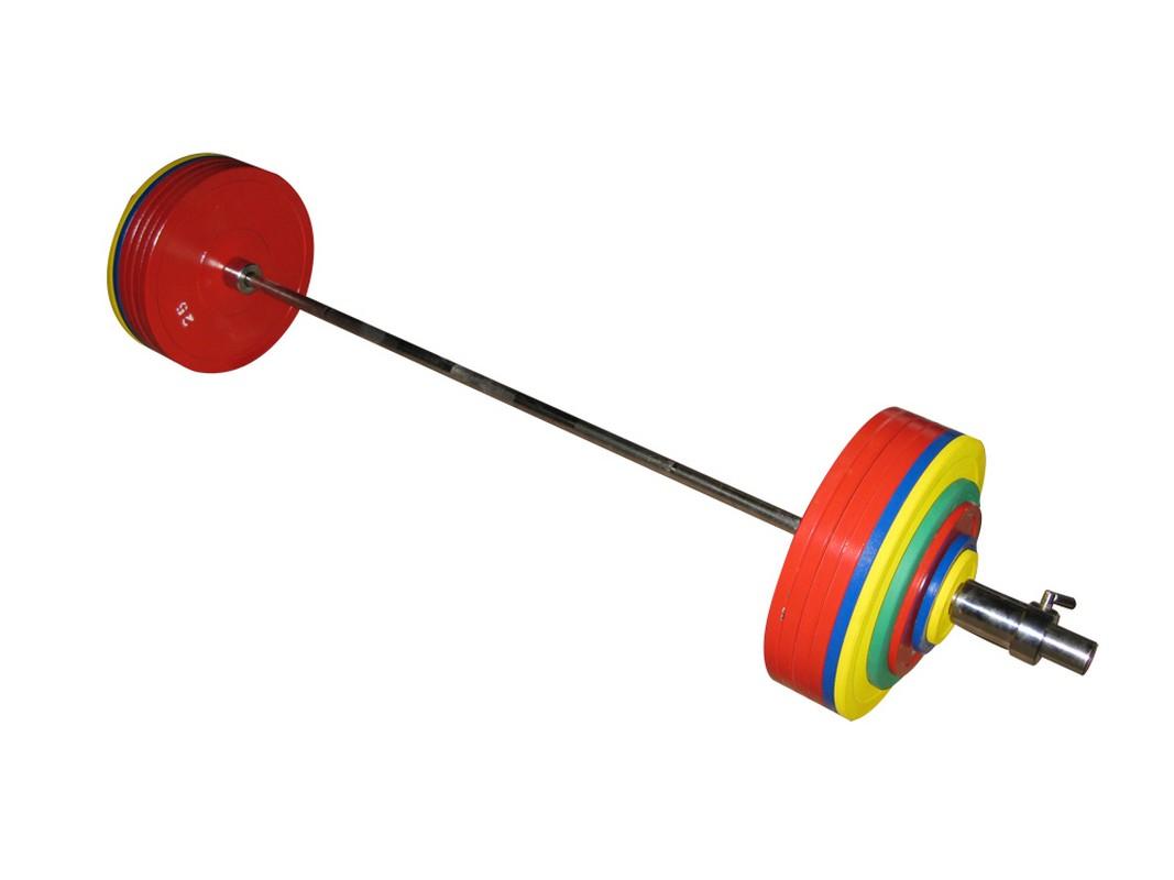 Штанга рекордная для пауэрлифтинга, 332,5 кг Profigym ШП-009 profigym тг 050
