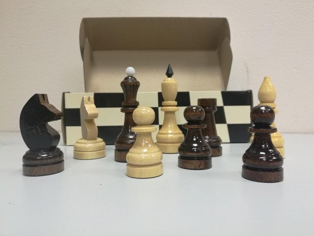 Купить Фигуры гроссмейстерские деревянные ШФ 8, NoBrand