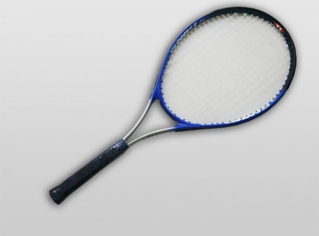 Ракетка для большого теннисна Master М 9197 спортивный инвентарь наша игрушка ракетка для большого тенниса в чехле