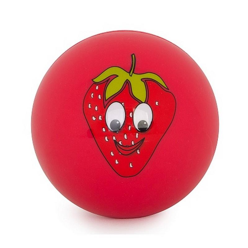 Мяч силиконовый Larsen Фрукты FRB-9