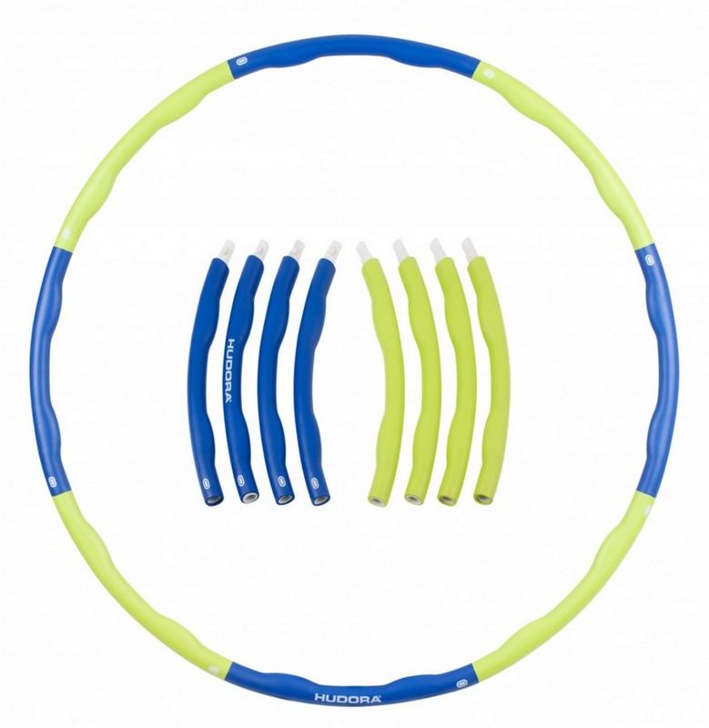 Гимнастический обруч с массажным эффектом Hudora Fitness Hoop