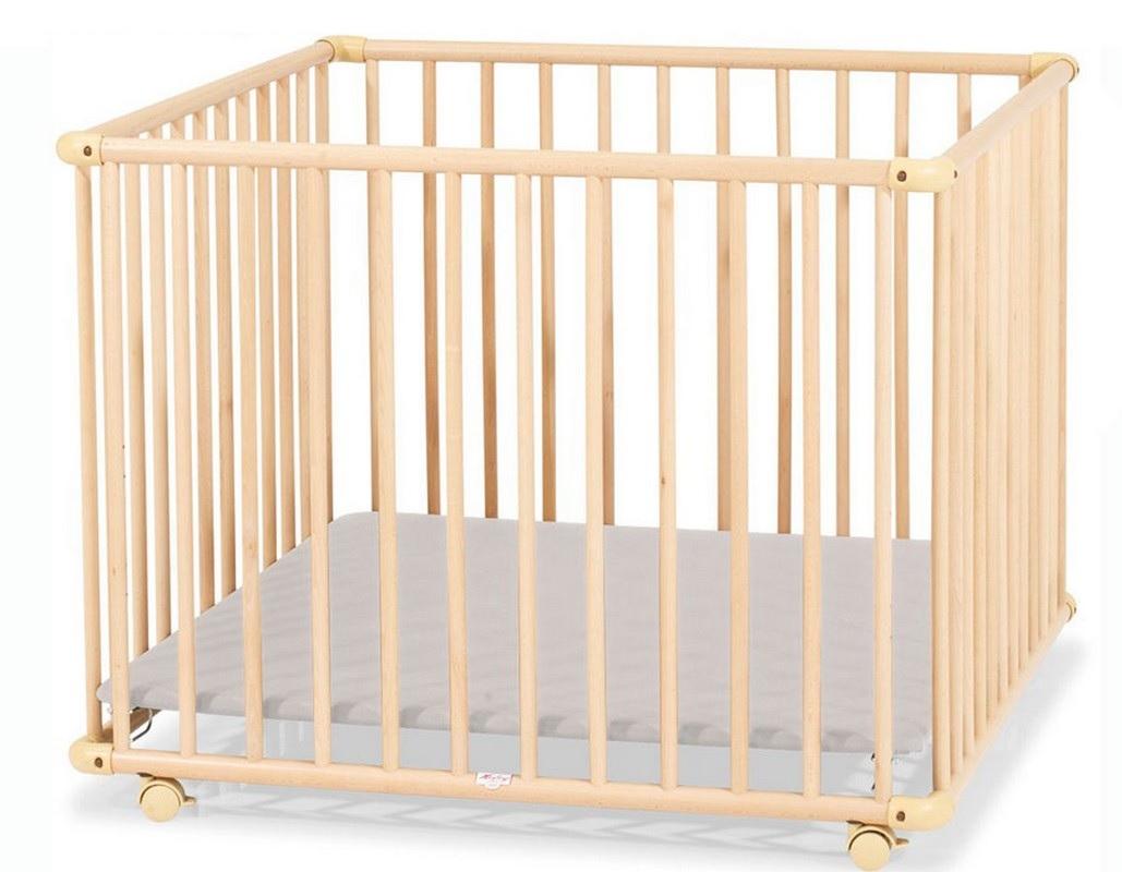 Детский Манеж Kettler 4-x секционный H1046-3502 дно серое